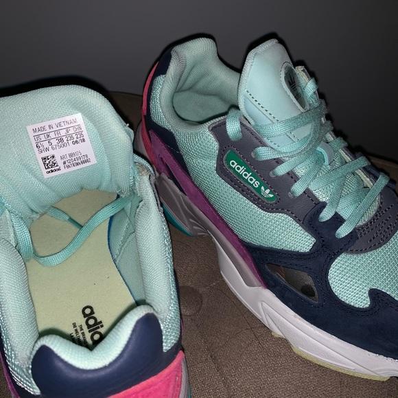 adidas Shoes | Adidas Falcon Clear Mint